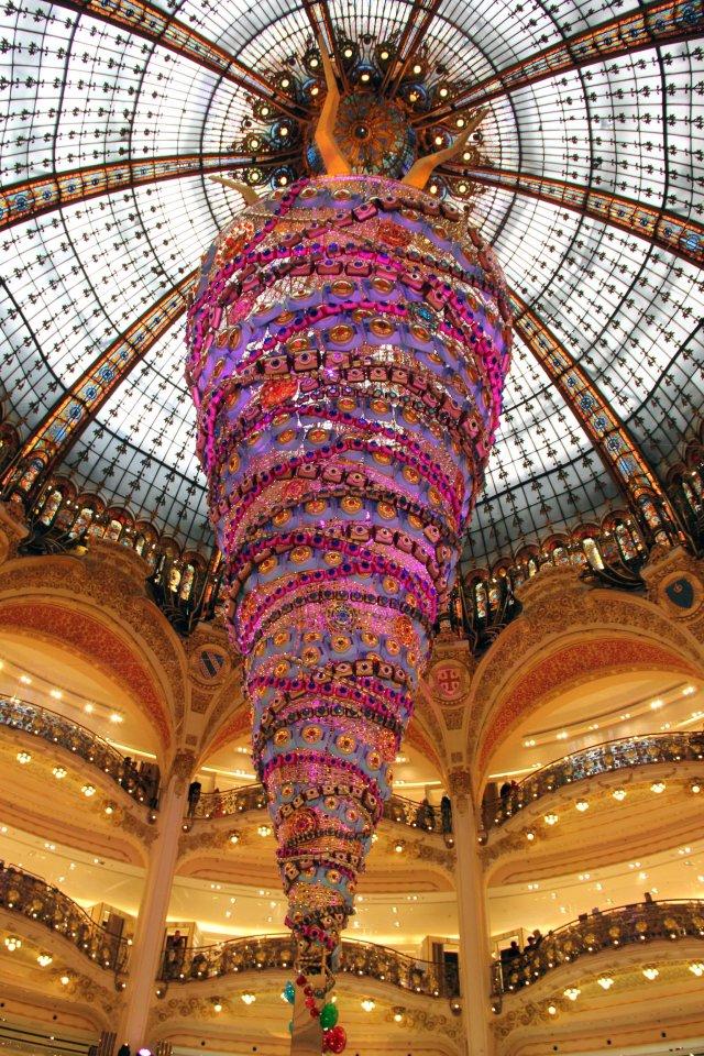 TS Galerias Lafayette